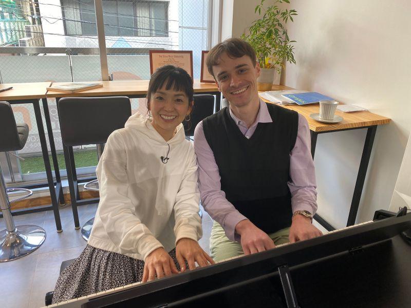 英語でピアノレッスンってどんな感じ?