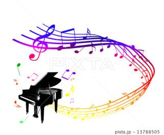 ピアノ...</p> <p class=